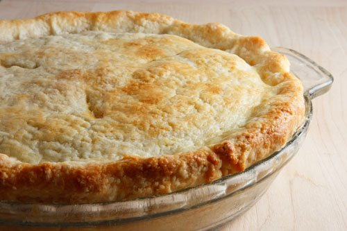 Cheater Pot Pie