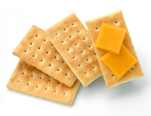 Image result for cheese and crackers