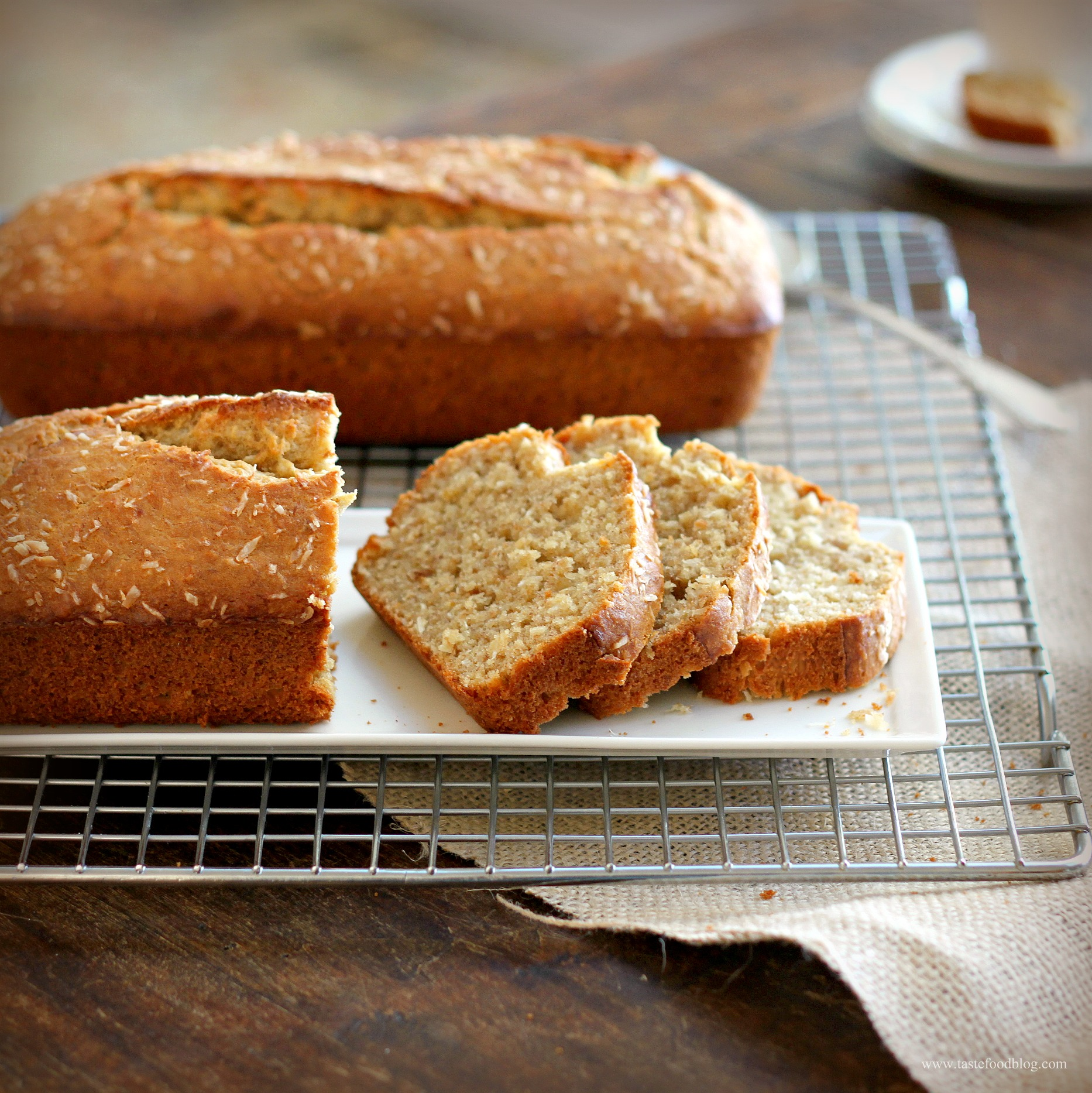 Chef Dine's Banana Quick Bread