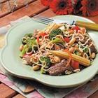 Cherie's Certified Angus Beef Noodles