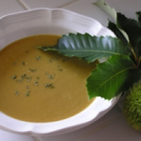 Chestnut Bisque