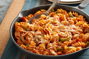 Chicken And Pepper Pasta
