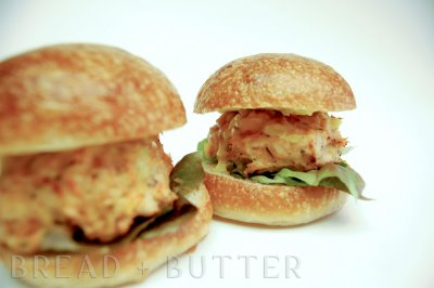Chicken and Sliders