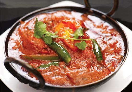 Chicken Bhuna Masala - a Chicken Curry