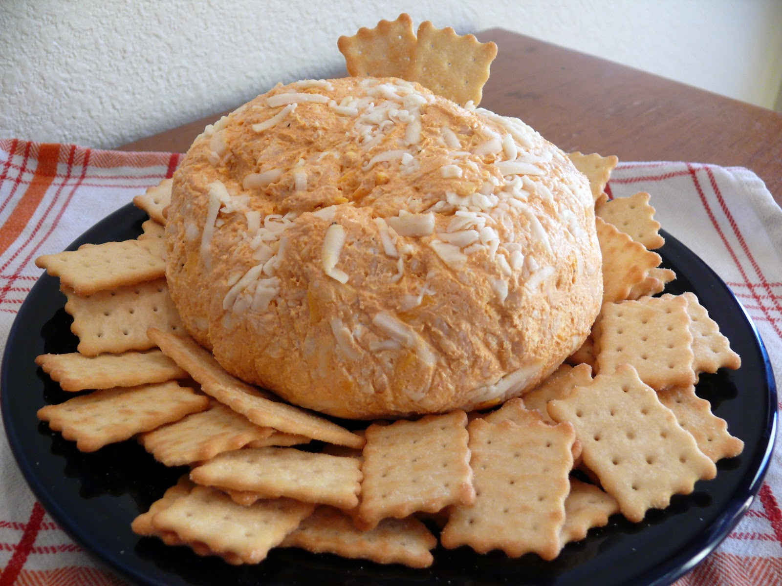 Chicken Cheese Ball