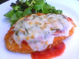 Chicken Parmesan (Oamc)