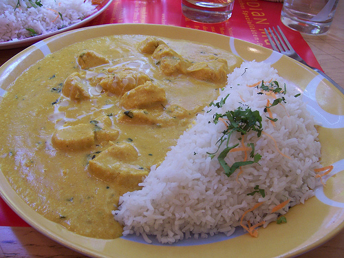 Chicken Pasanda (Indian)