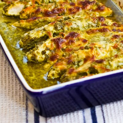 Chicken Pesto