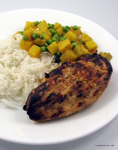 Chicken Tandoori (America's Test Kitchen)