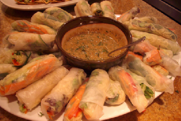 Chile - Peanut Dipping Sauce