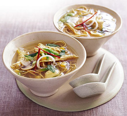 Chinese Chicken Soups Chinese Chicken Noodle Soup