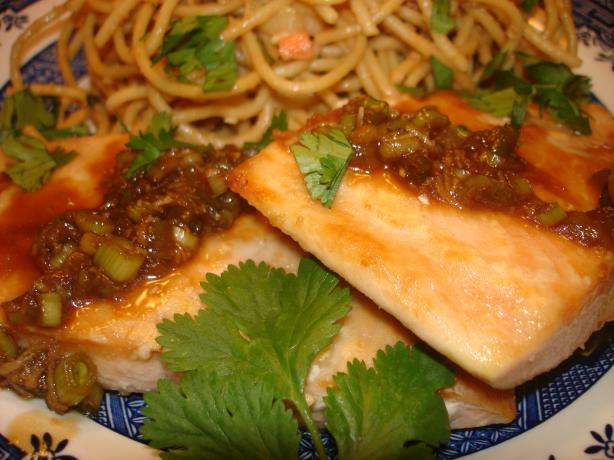 Chinese-Style Flavorful Salmon