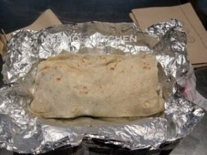 Chipotle Mexican Grill Barbacoa Burritos