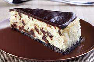 Chocolate Cheesecake Chunks