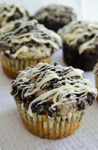 Chocolate Cookie Muffins