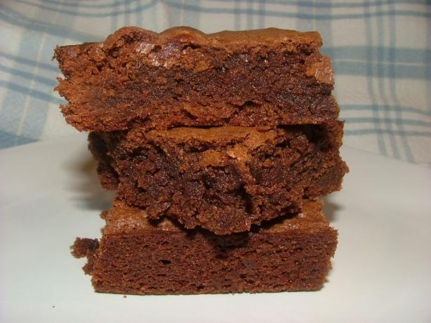 Chocolate Lovers Deluxe Fudgy Brownies