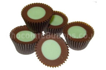 Chocolate-Mint Cups