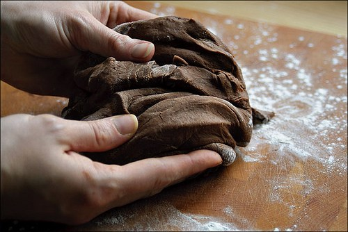 Chocolate Pie Dough