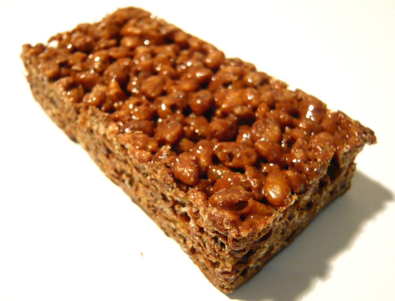 Chocolate Rice Krispies Squares
