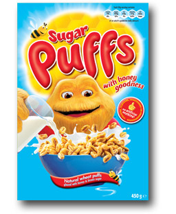 Christmas Sugar Puffs