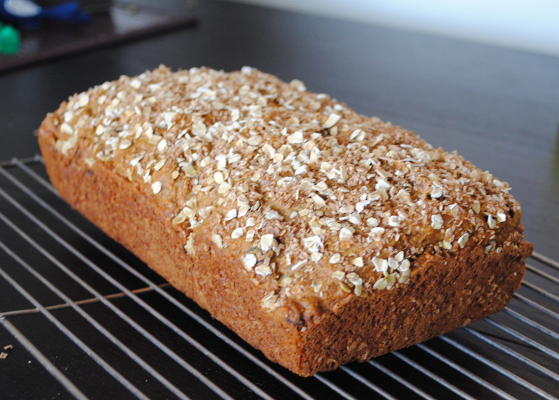 Cinnamon Carrot Bread - Recipegreat.com
