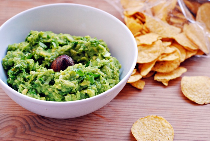 Classic Guacamole - Recipegreat.com