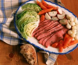Classic Irish Boiled Dinner