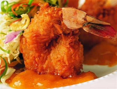 Coconut Shrimp With a Kick - Baked or Fried