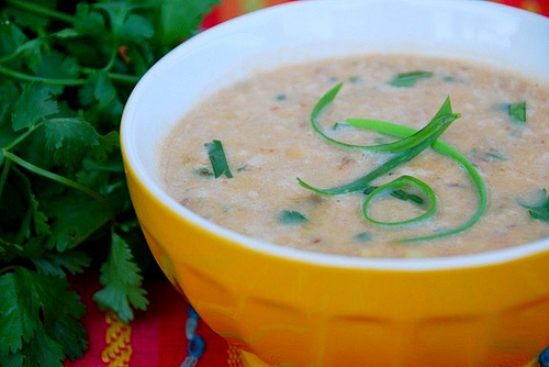 Corn, Crab, and Chipotle Chowder