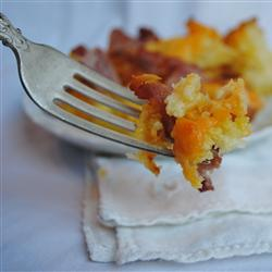Country House Bed and Breakfast Casserole