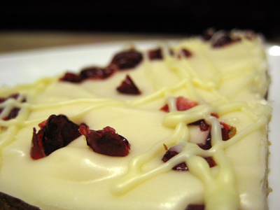 Cranberry Loaf With a Hiccup Recipe