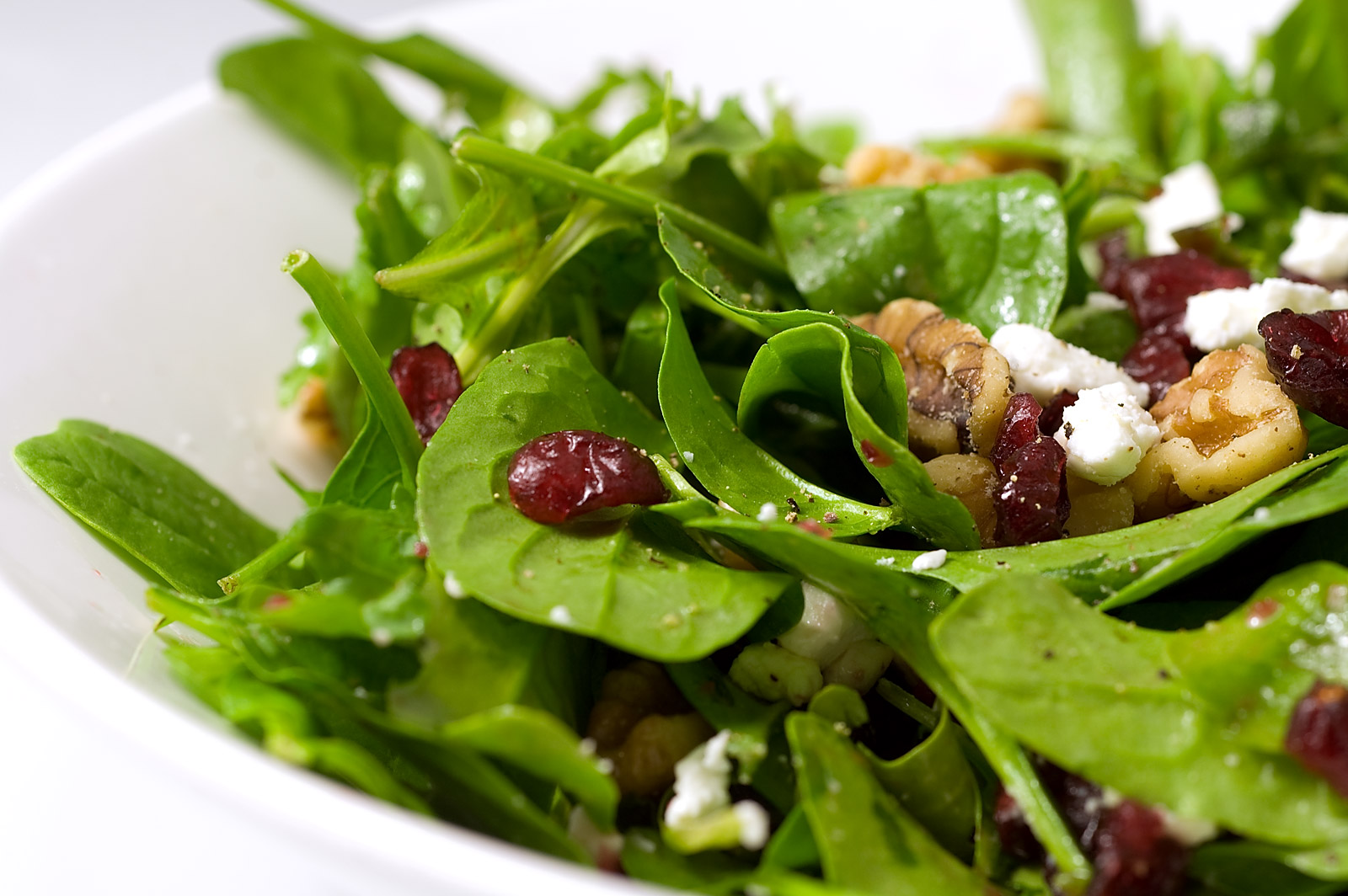Cranberry-Walnut Salad