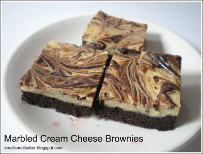 Cream Cheese Brownies III