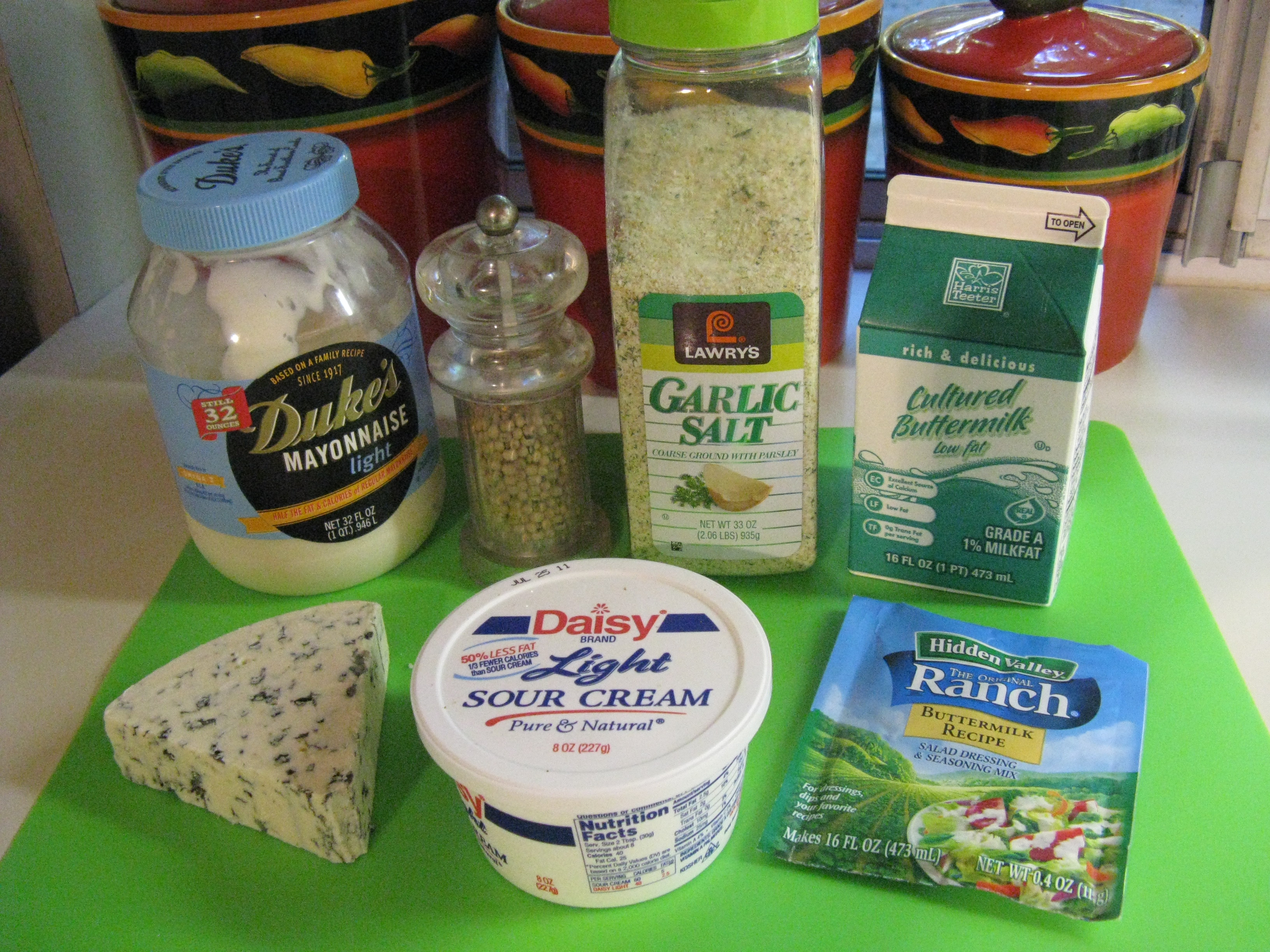 Cream Cheese Dressing/Dipping Sauce