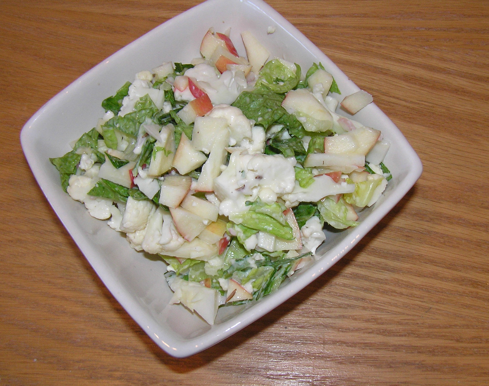 Creamy Apple Salad