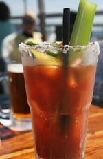 Creole Bloody Mary