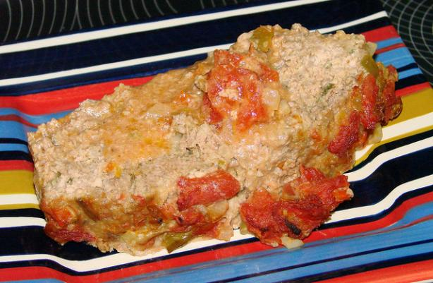 Creole Meatloaf (Gluten Free)