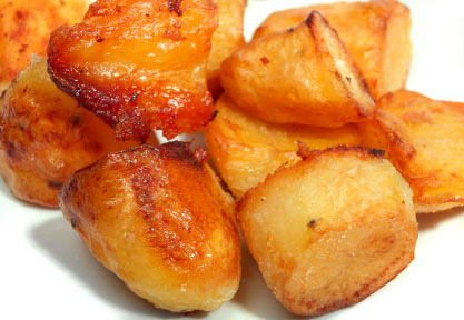 Crispy Baked Potatoes