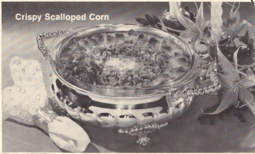Crispy Scalloped Corn