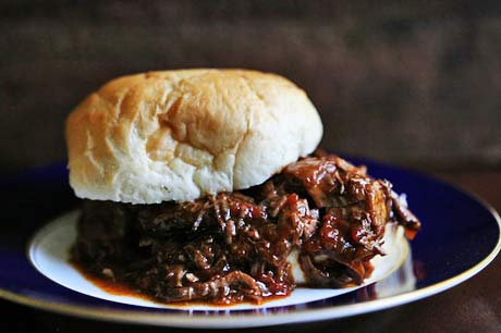 Crock Pot BBQ Beef/Moose/Venison