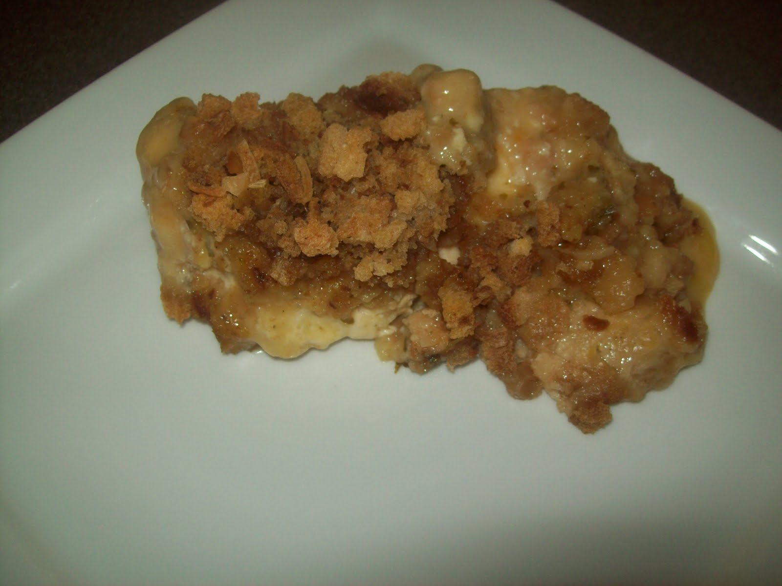 Crock Pot Chicken and Stuffing Dinner