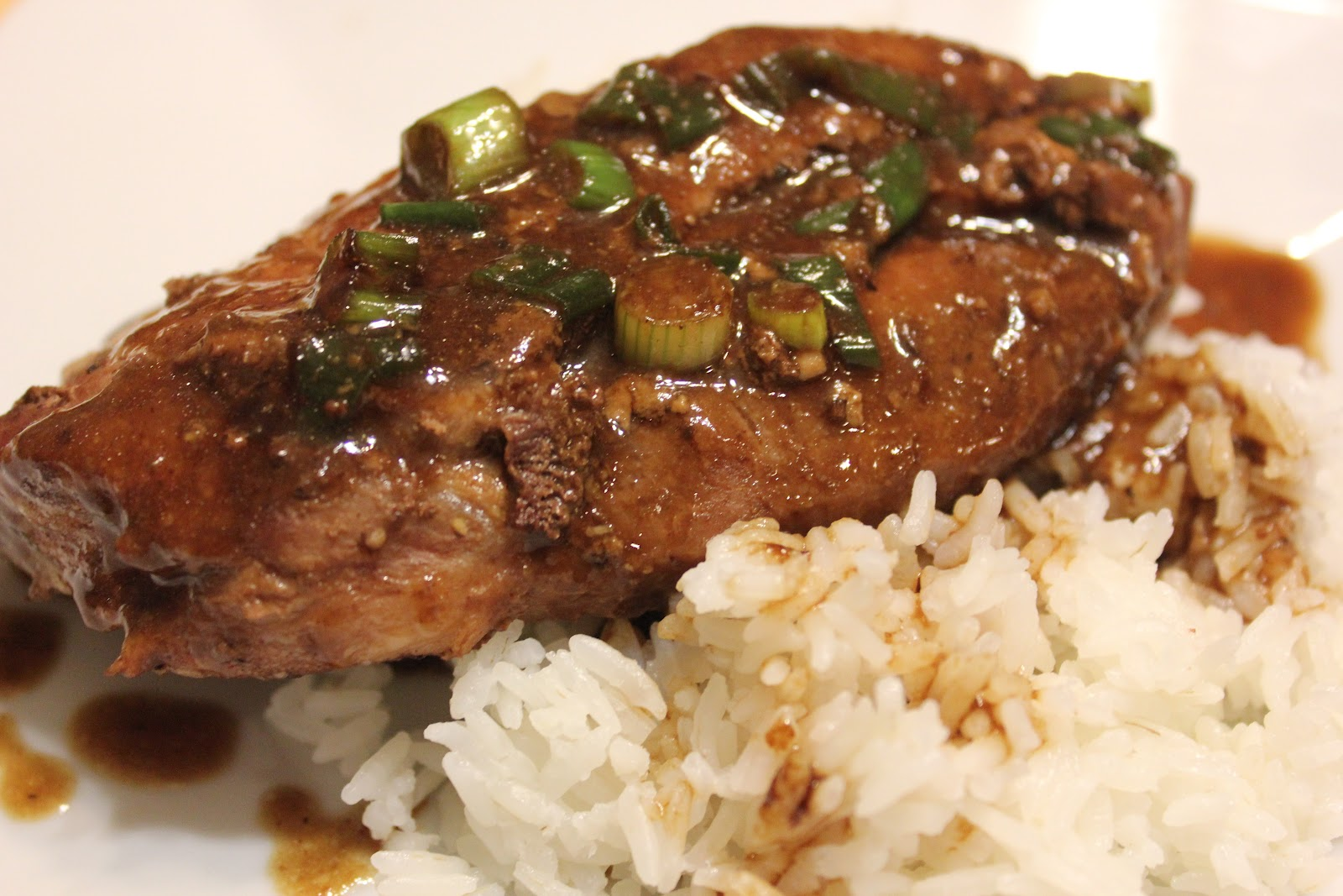 Crock Pot Chinese Style Country Ribs
