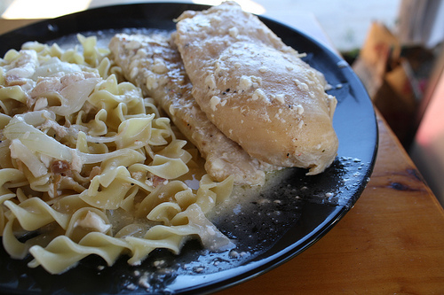 Crock Pot Creamy Chicken