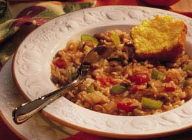 Butternut Squash Jambalaya (Vegan) Recipes — Dishmaps
