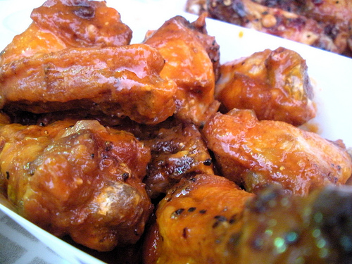 Crock Pot Moist and Tender Wings