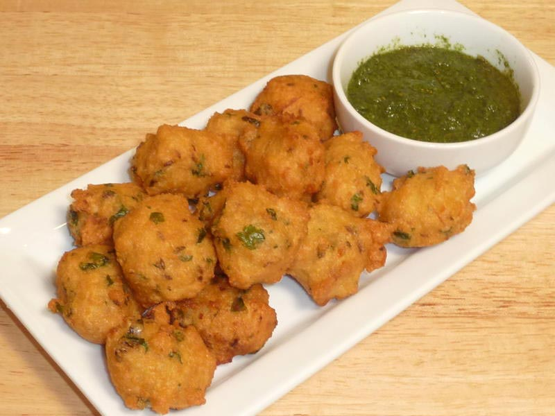 Dal Vada (chickpea Paties)