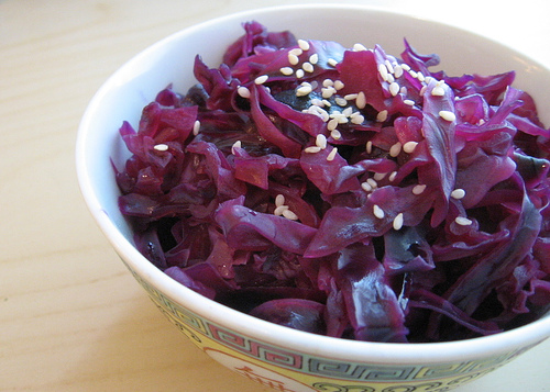 Danish Sweet and Sour Red Cabbage