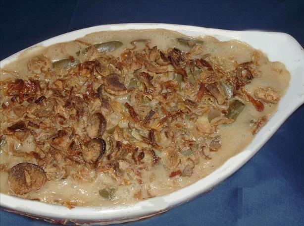 Dawn Hornsby's Unusual Green Bean Casserole