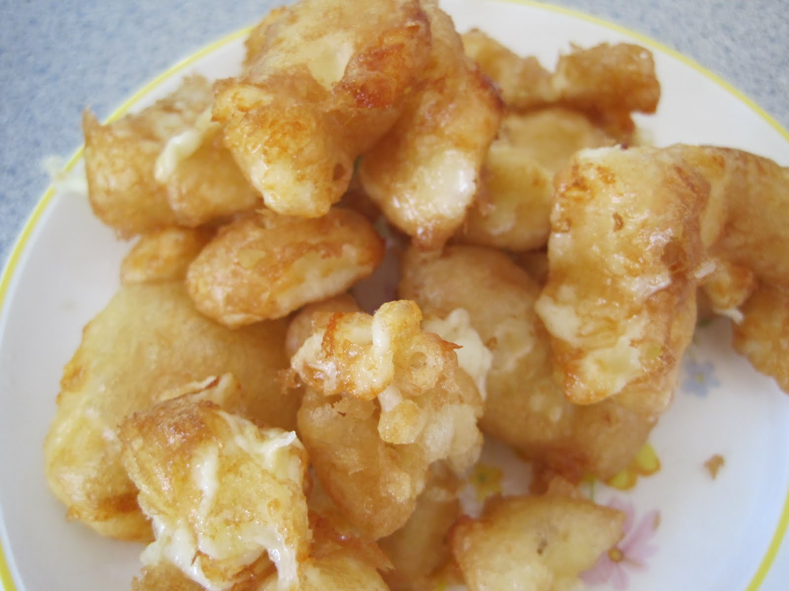 how to cook cheese curds