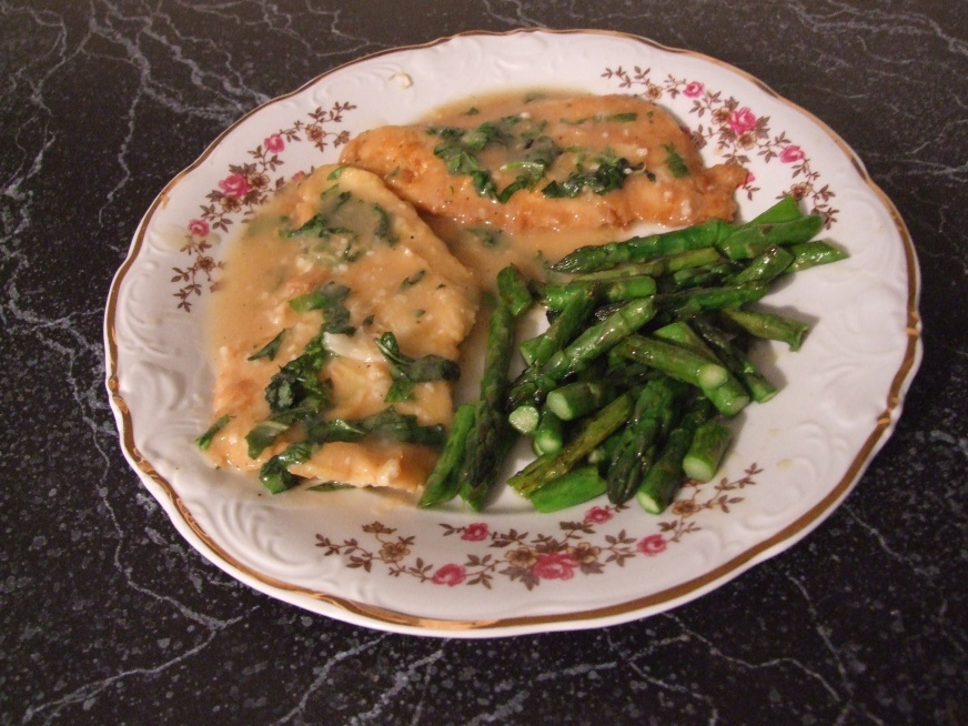 Delicious Easy Chicken Francese